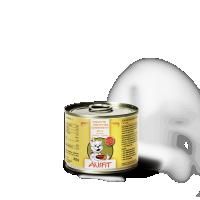 Katzenfutter Crevetten in Dosen 200g